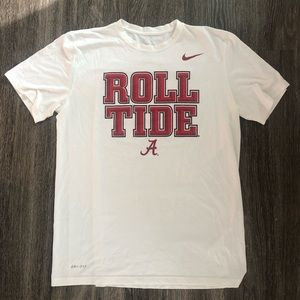 Men's Alabama Nike dri-fit T-shirt